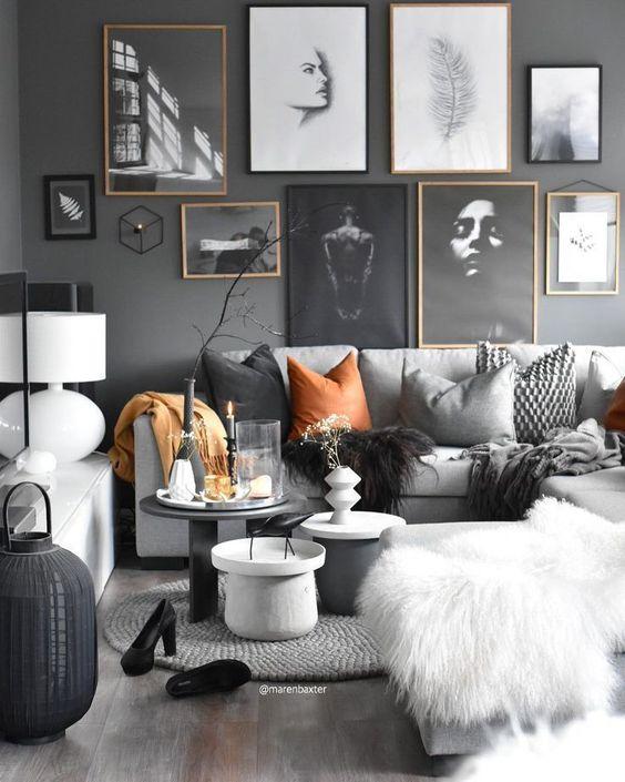 vintage living room 12