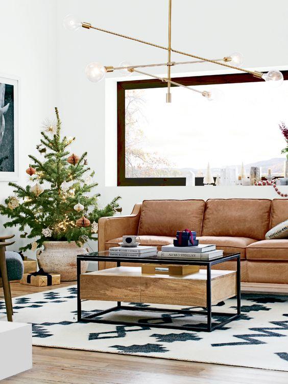 vintage living room 14