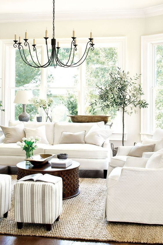 vintage living room 2