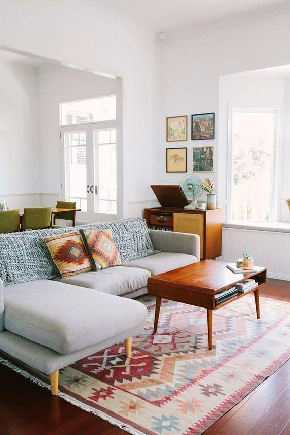 vintage living room 20