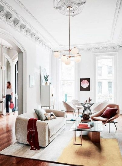 vintage living room 4