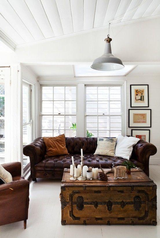 vintage living room 5