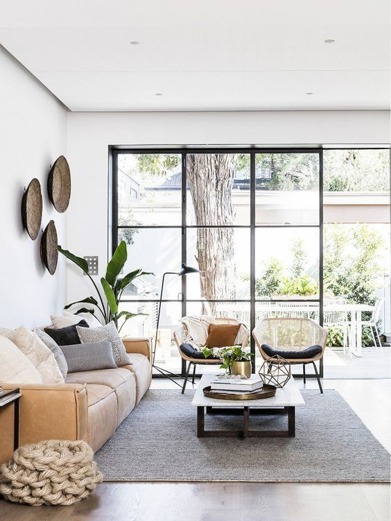 Bohemian Living Room 11