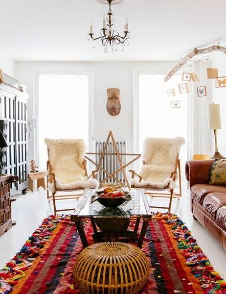 Bohemian Living Room 13