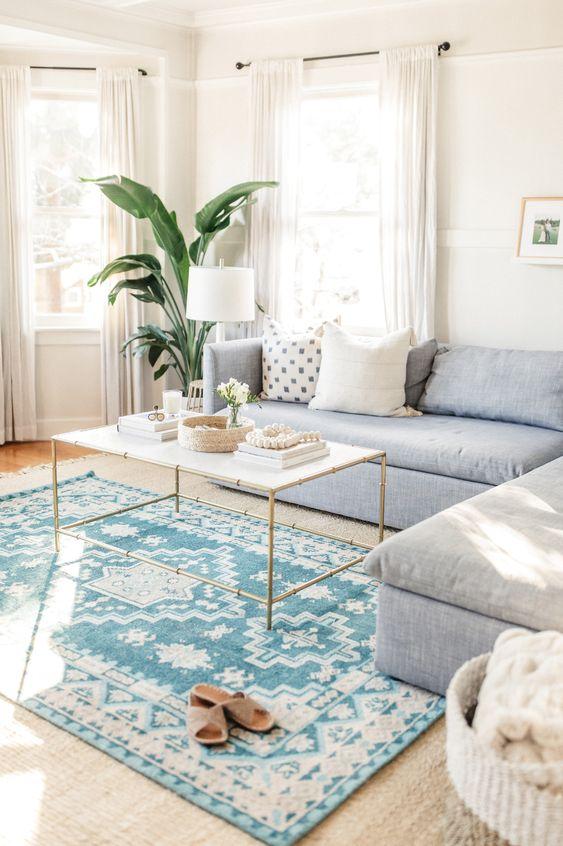 Bohemian Living Room 2