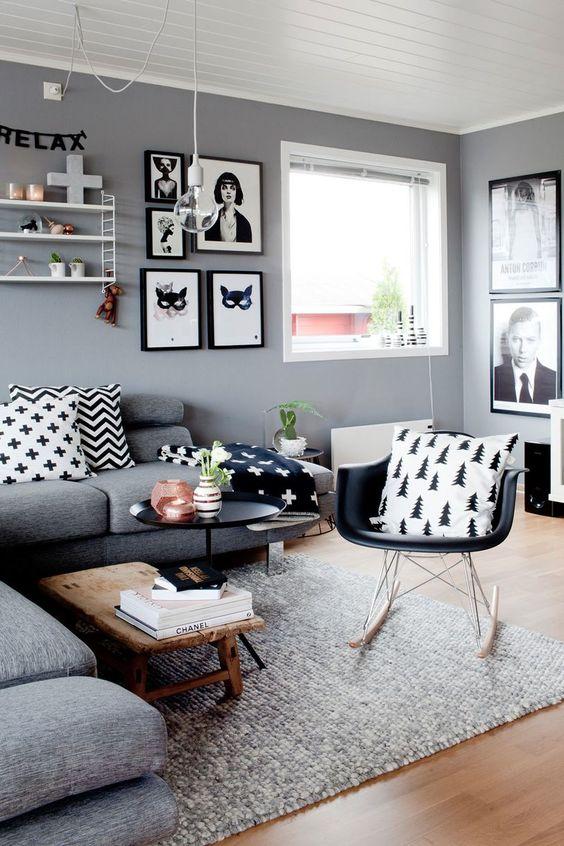 Bohemian Living Room 22