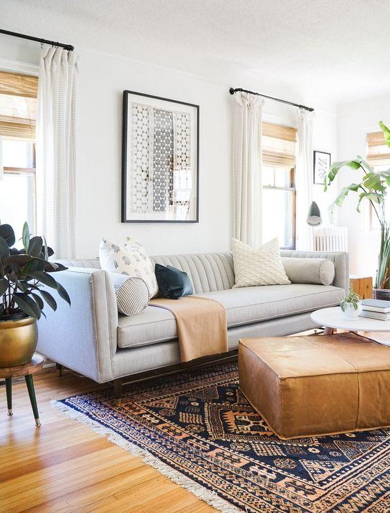 Bohemian Living Room 23