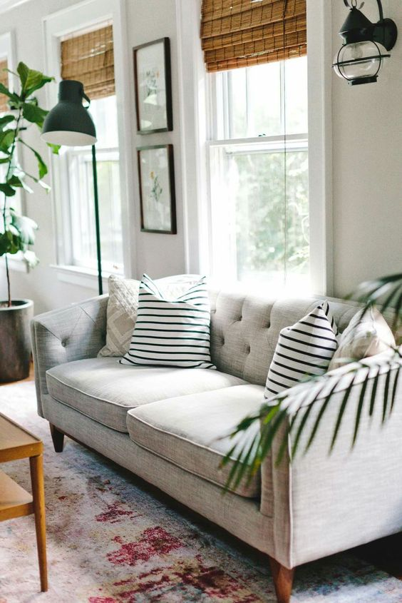 Bohemian Living Room 24