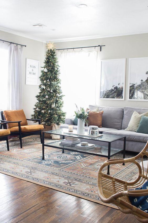 Bohemian Living Room 26
