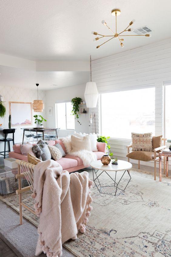 Bohemian Living Room 3