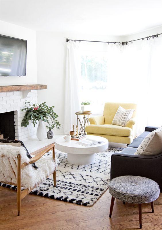 Bohemian Living Room 4