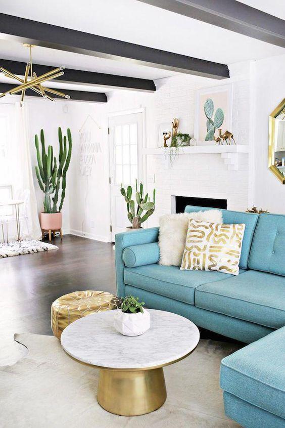 Bohemian Living Room 6