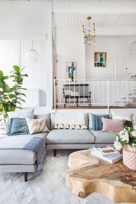 Bohemian Living Room 7