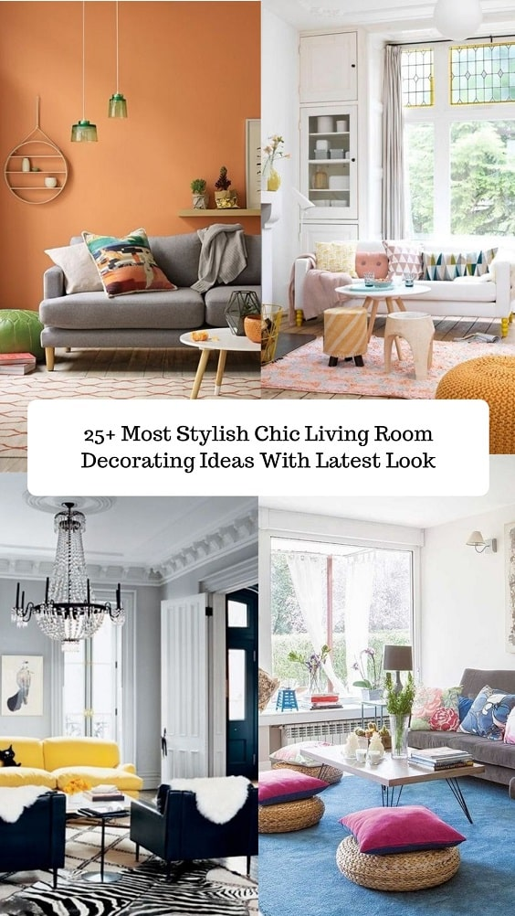 Chic Living Room-min