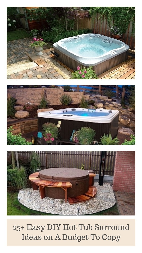 Hot Tub Surround Ideas-min