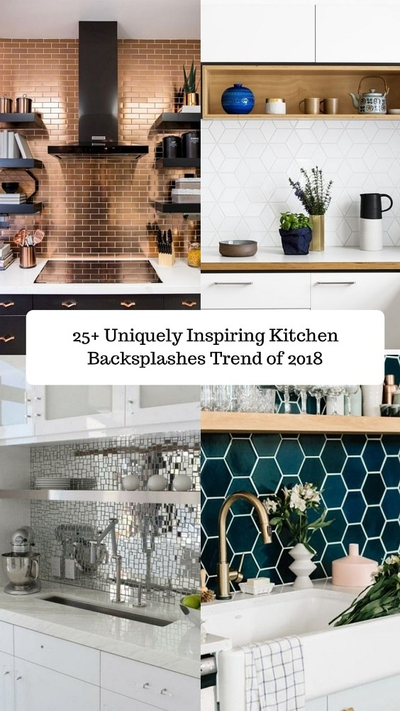 Kitchen Backsplashes-min