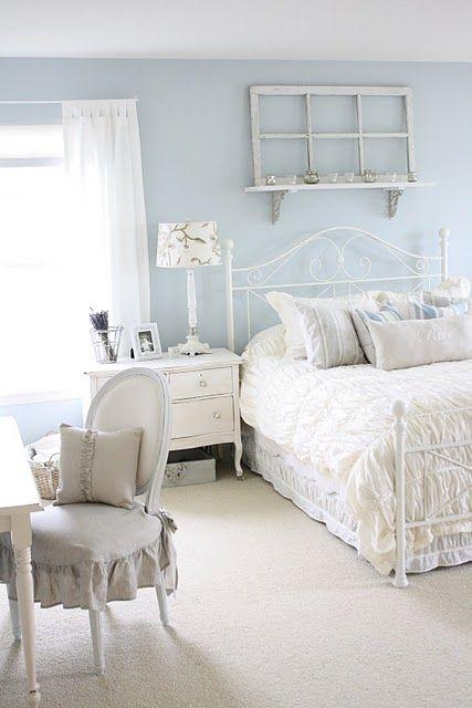 Soft Blue Master Bedroom Ideas 1