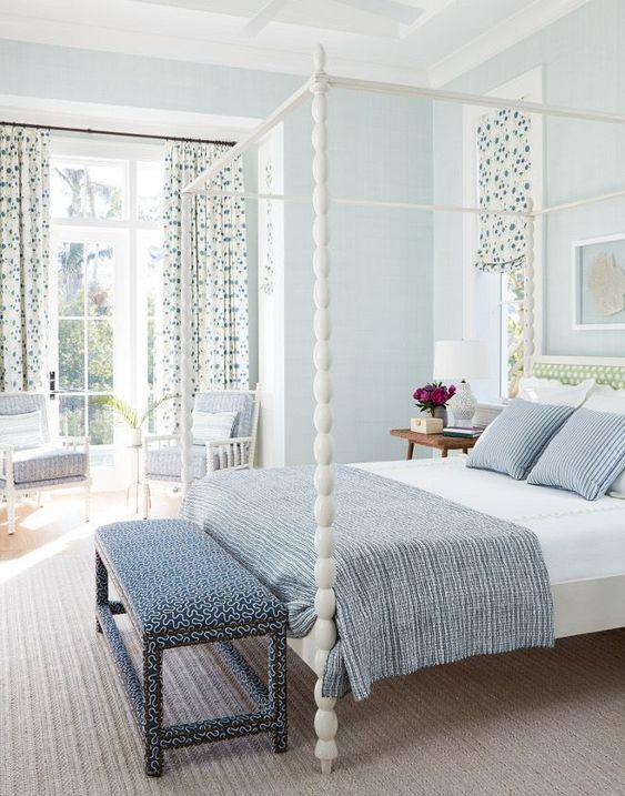Soft Blue Master Bedroom Ideas 12