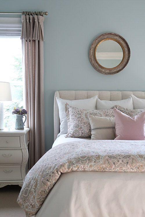 Soft Blue Master Bedroom Ideas 19