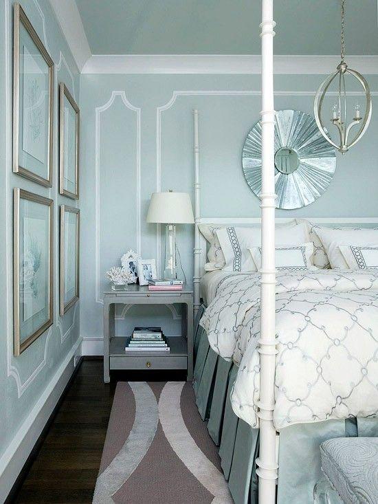 Soft Blue Master Bedroom Ideas 20