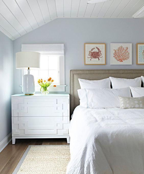 Soft Blue Master Bedroom Ideas 24