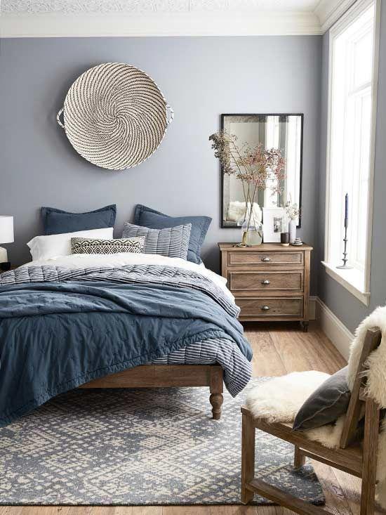 Soft Blue Master Bedroom Ideas 8