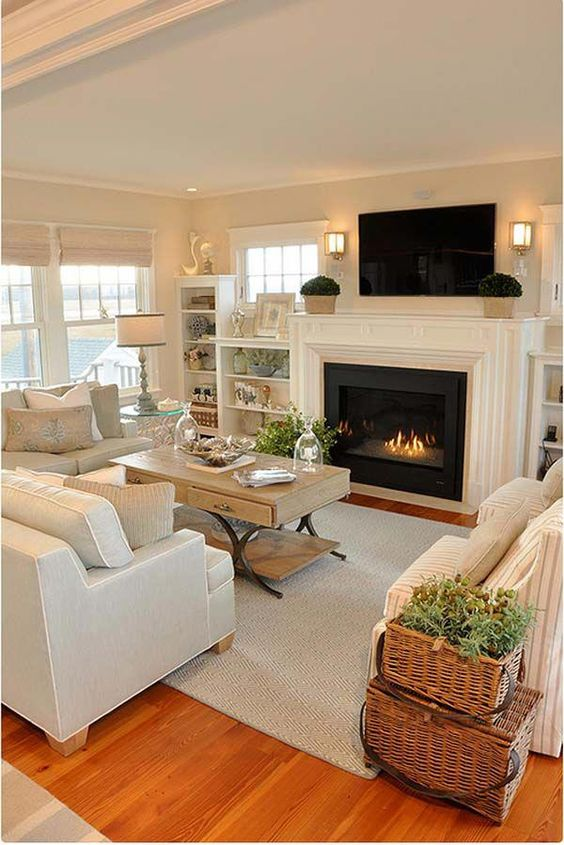 beige living room 8