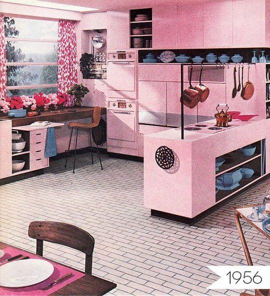 blush pink kitchen 11