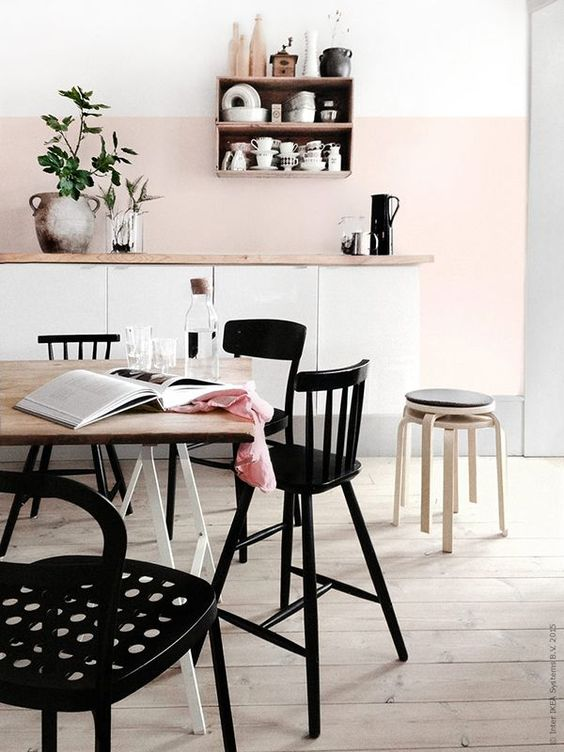 blush pink kitchen 5