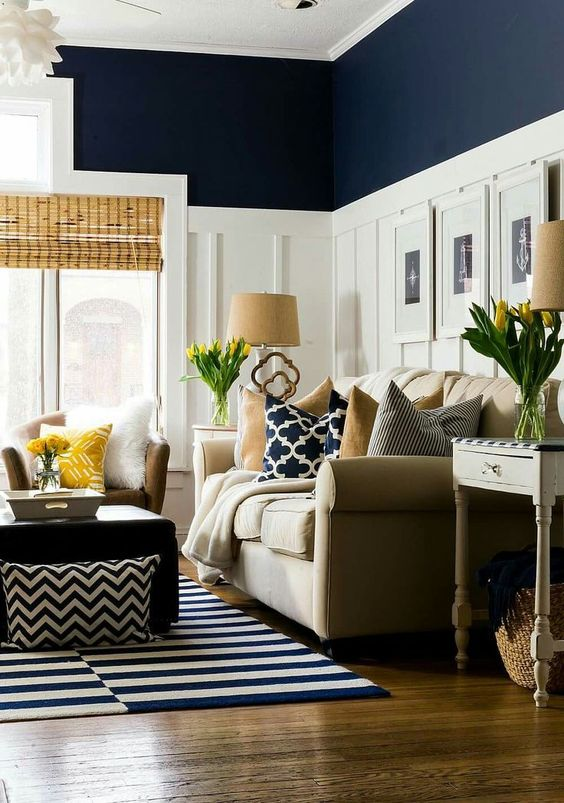 chic living room 13
