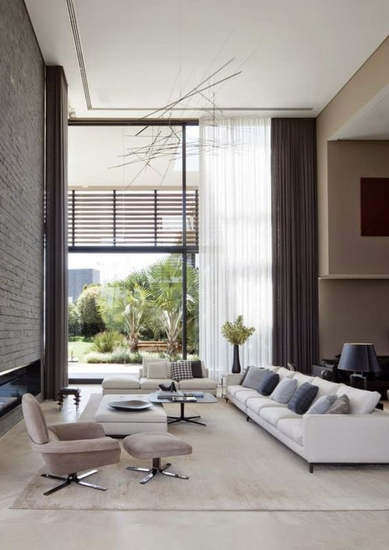 contemporary living room 12