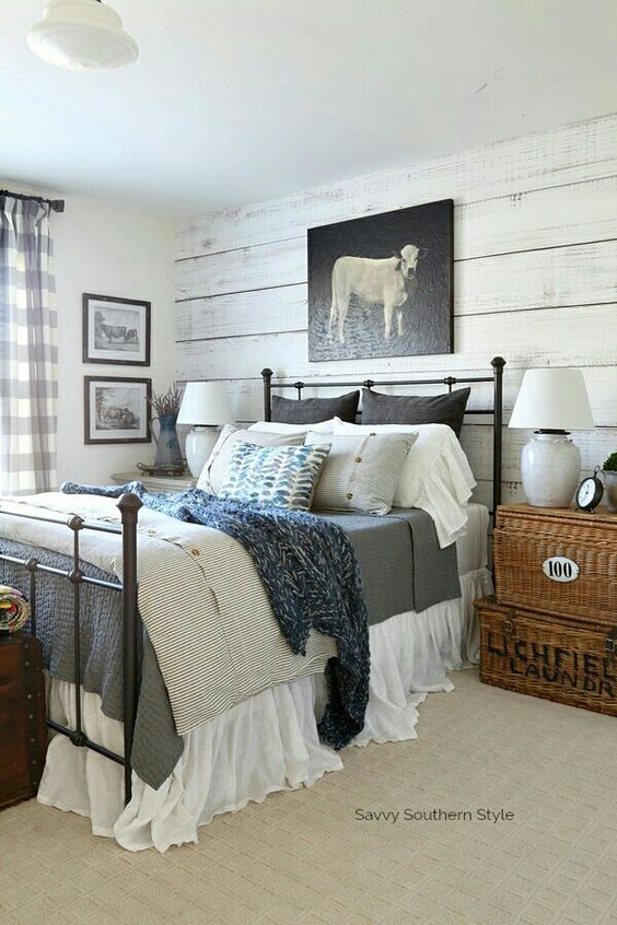 country bedroom decor 16