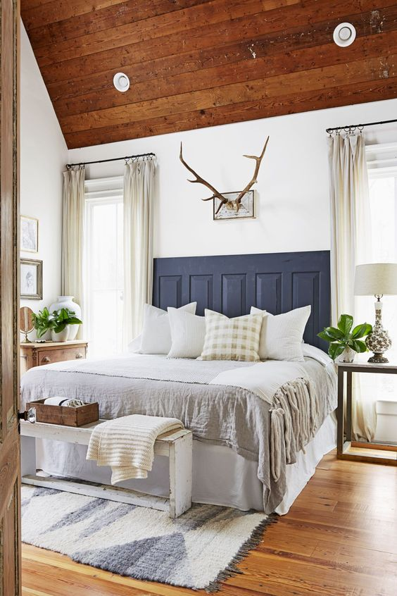 country bedroom decor 21