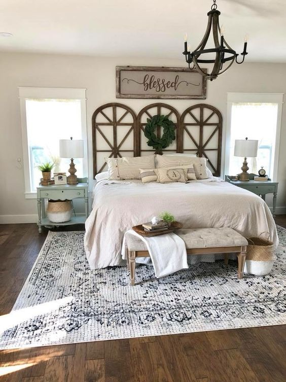 country bedroom decor 6
