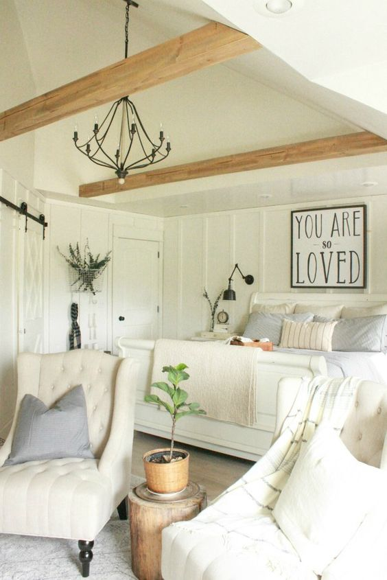 country bedroom decor 8