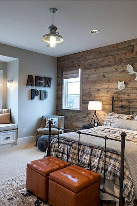 country bedroom decor 9