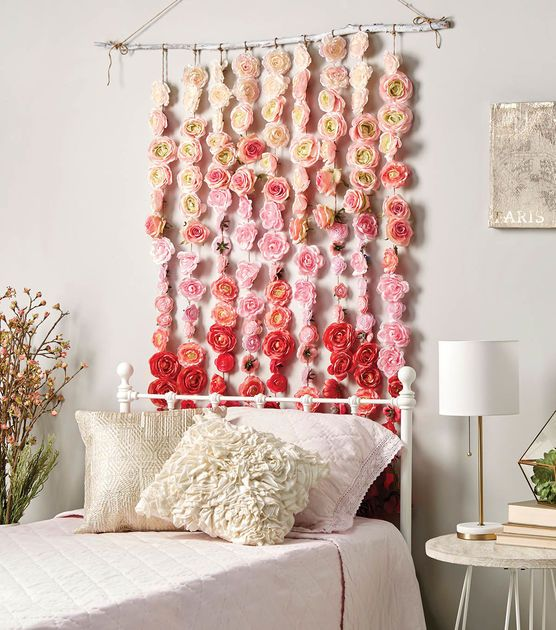 diy bohemian bedroom 15