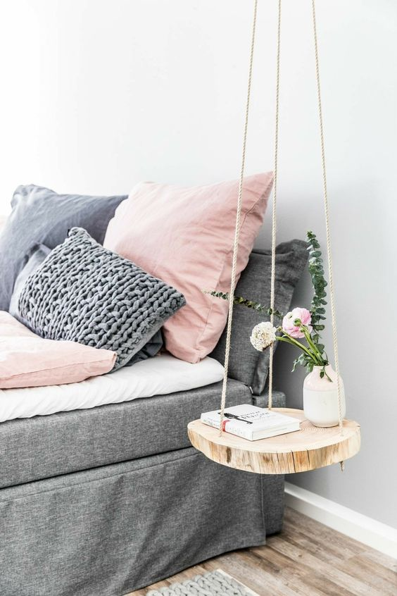 diy bohemian bedroom 16