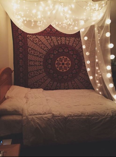diy bohemian bedroom 7