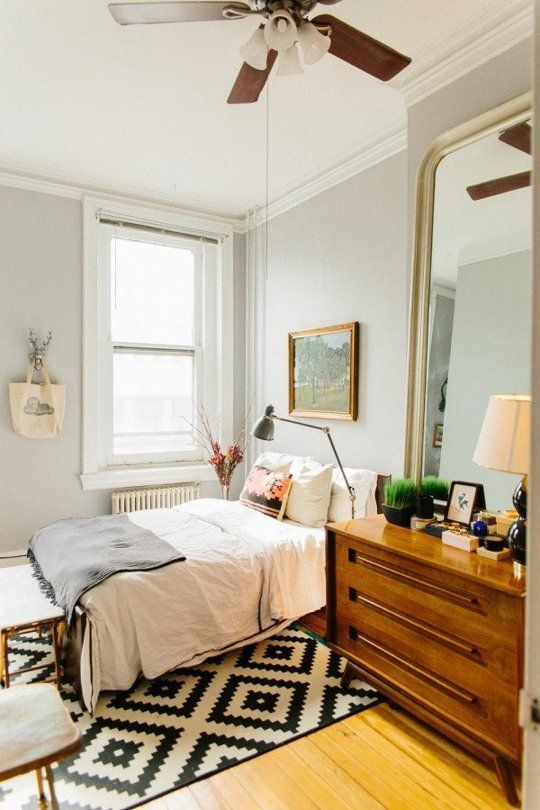 eclectic bedroom 21