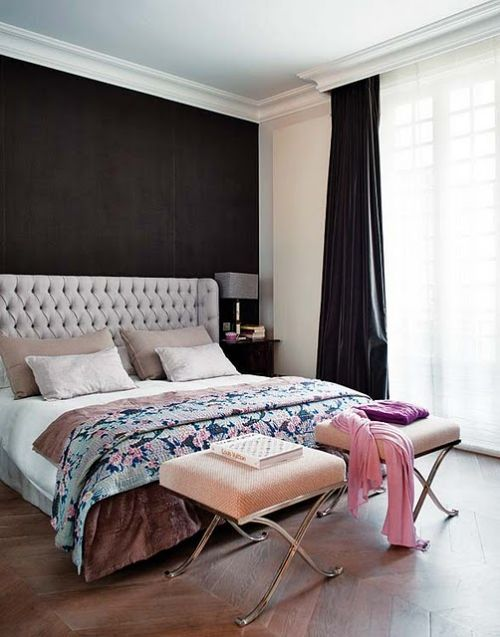 eclectic bedroom 26