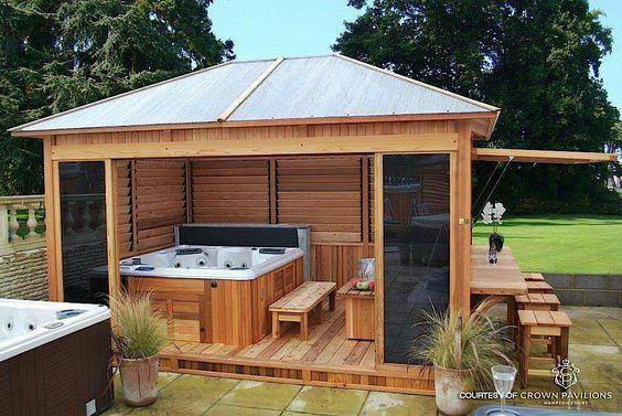 hot tub bar 16