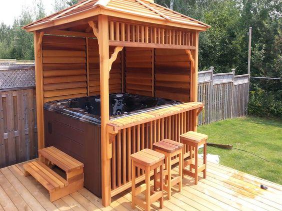 hot tub bar 19