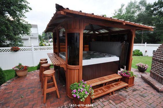 hot tub bar 7
