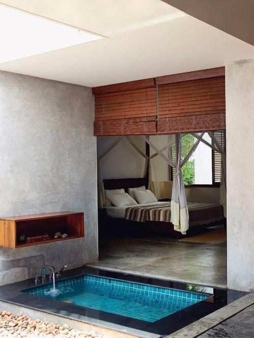 hot tub room decor 11