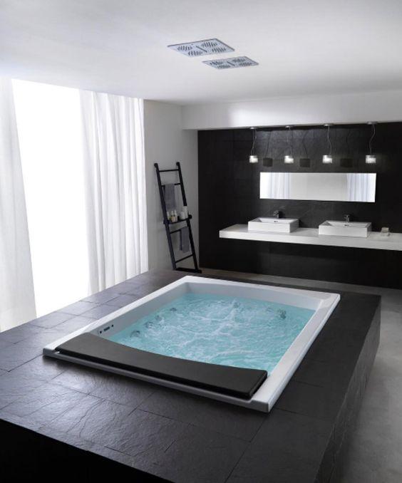 hot tub room decor 13