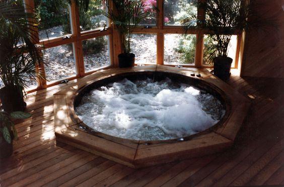hot tub room decor 15