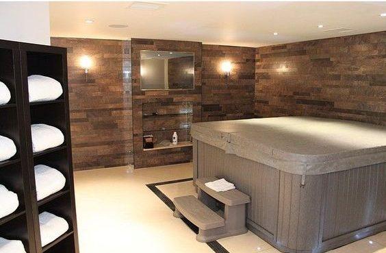 hot tub room decor 17