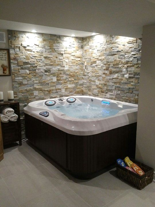 hot tub room decor 18