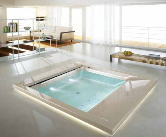 hot tub room decor 21